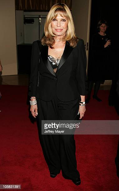 Nancy Sinatra during 55th Annual Ace Eddie Awards - Arrivals at Beverly Hilton Hotel in Beverly Hills, California, United States.