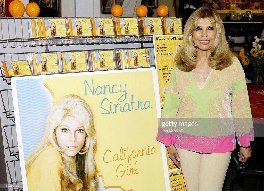 "Nancy Sinatra Sings Songs from New Album ""California Girl"" at Amoeba Hollywood"