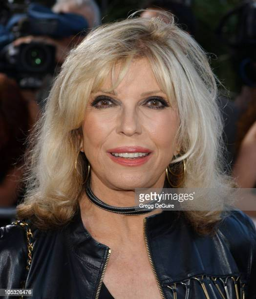 """Nancy Sinatra during """"The Manchurian Candidate"""" Los Angeles Premiere at The Academy in Beverly Hills, California, United States."""