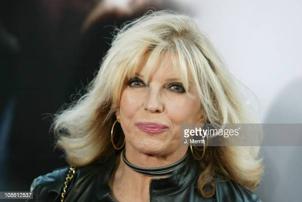 Nancy Sinatra during 'The Manchurian Candidate' Los Angeles Premiere at The academy in Beverly Hills California United States
