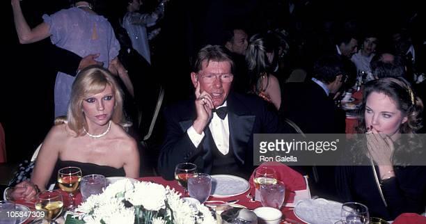 Nancy Sinatra husband Hugh Lambert and Melissa Sue Anderson