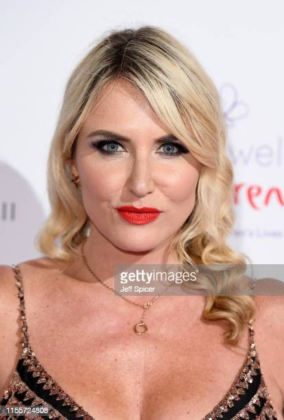 Nancy Sorrell attends the Caudwell Children Butterfly Ball 2019 at The Grosvenor House Hotel on June 13 2019 in London England