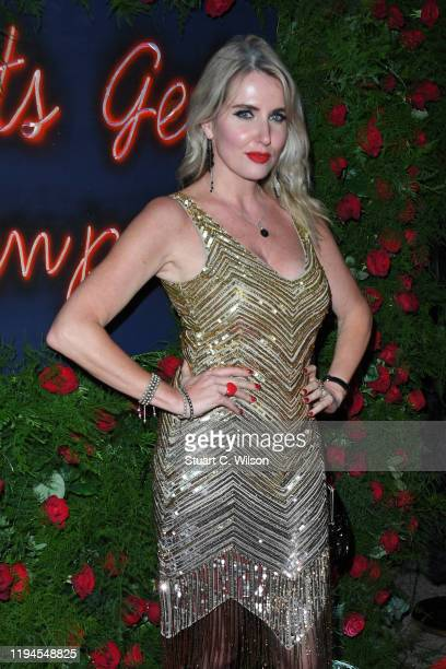 Nancy Sorrell attends Tramp's Big 50th Anniversary at Tramp on December 17 2019 in London England