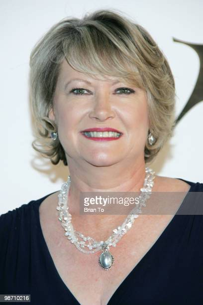 Nancy Taylor attends Big Brothers Big Sisters' Accessories for Success spring luncheon at Beverly Hills Hotel on April 27 2010 in Beverly Hills...