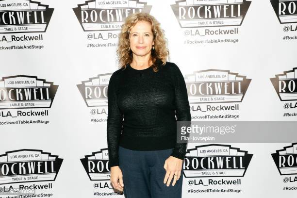 Nancy Travis at Rockwell Table and Stage on December 05 2019 in Los Angeles California