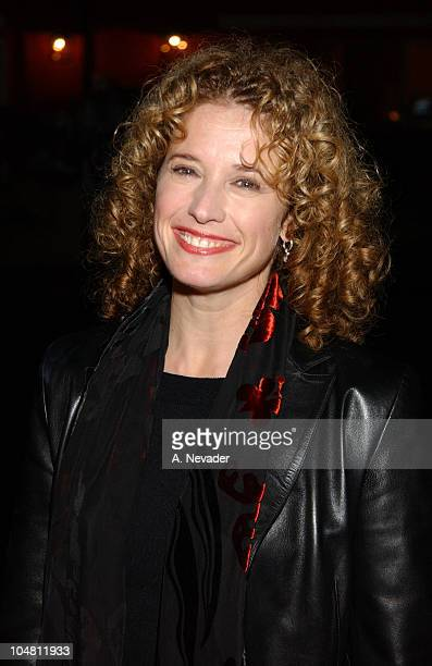 Nancy Travis during 'Becker' Celebration in Honor of 100 Episodes at Casa Del Mar in Santa Monica California United States