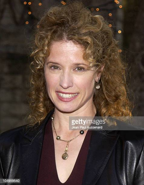 Nancy Travis during Geffen Playhouse Hosts Second Annual Fundraising Gala at Geffen Playhouse in Westwood, California, United States.