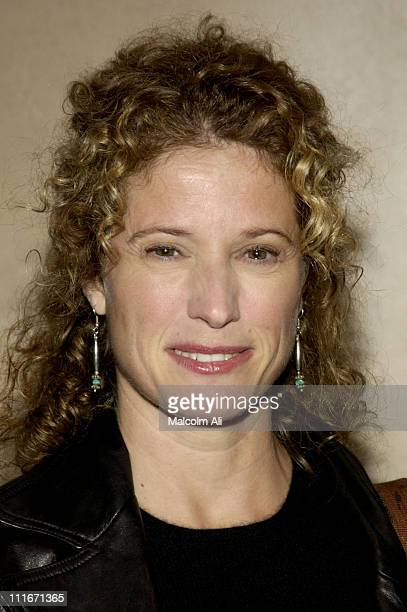 Nancy Travis during Hattie and Harold's on Stage Cabaret at The Alex Theatre in Glendale California United States