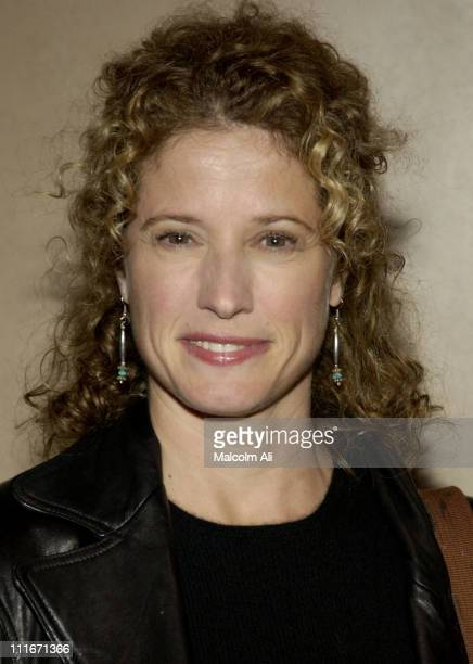 Nancy Travis during Hattie and Harold's on Stage Cabaret at The Alex Theatre in Glendale, California, United States.