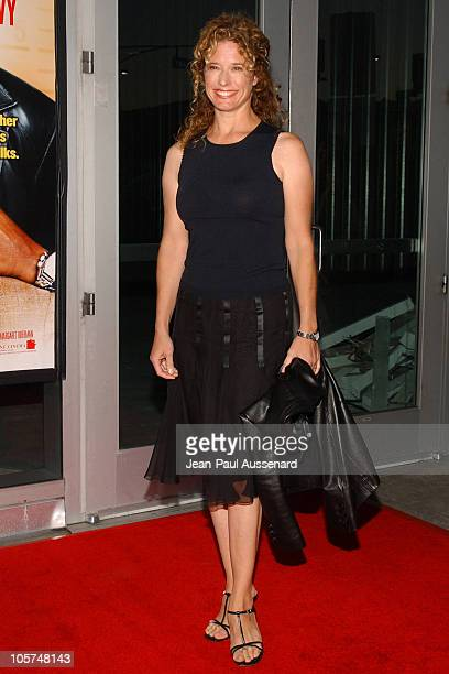"Nancy Travis during ""The Man"" Los Angeles Premiere - Arrivals at Arclight Cinemas in Hollywood, California, United States."