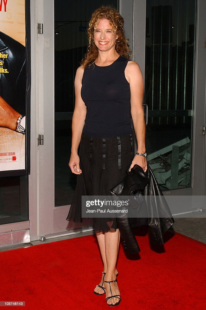 Nancy Travis during u0027The Manu0027 Los Angeles Premiere Arrivals at Arclight  Cinemas in Hollywood