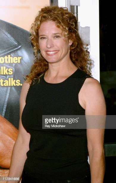 Nancy Travis during 'The Man' Los Angeles Premiere Red Carpet at ArcLight Cinerama Dome in Hollywood California United States