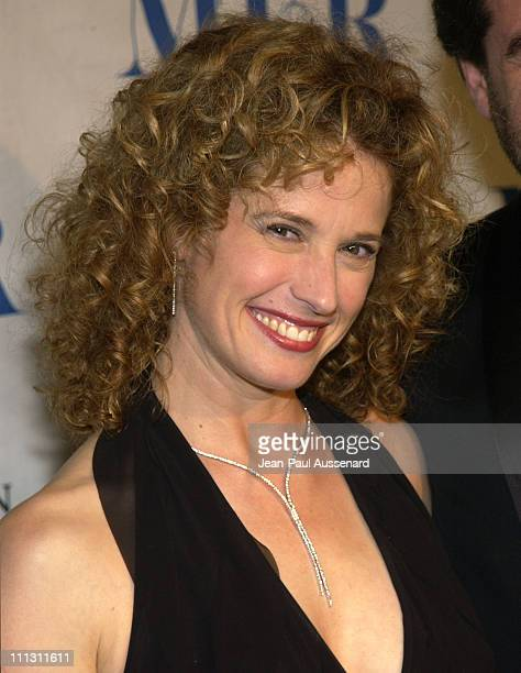 Nancy Travis during The Museum of Television Radio's Annual Los Angeles Gala at Regent Beverly Wilshire Hotel in Beverly Hills California United...