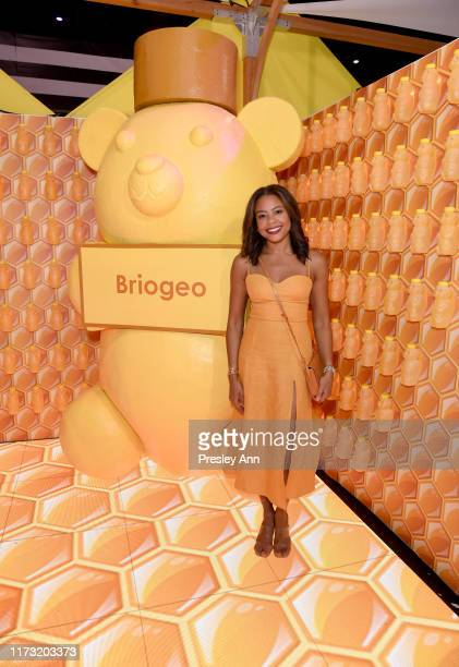 Nancy Twine attends SEPHORiA House of Beauty – Day Two at The Shrine Auditorium on September 08 2019 in Los Angeles California