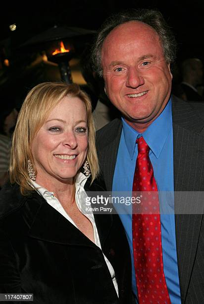 Nancy Utley Fox Searchlight Pictures Chief Operating Officer and Raymond Fitzpatrick