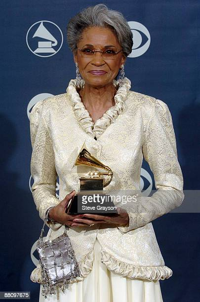 Nancy Wilson winner of Best Jazz Vocal Album for 'RSVP ' Photo by Steve Grayson/WireImage for The Recording Academy