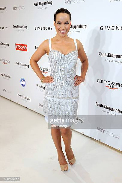 Nandini Mitra attends the 'Sex And The City 2' movie night at the Peek Cloppenburg flagship store on May 28 2010 in Berlin Germany