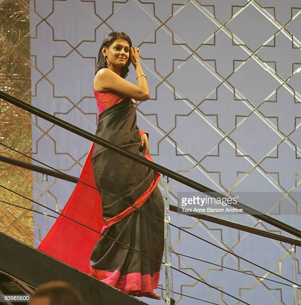 Nandita Das attends the John Rabe premiere at the 9th Marrakesh Film Festival at the Palais des Congres on December 4, 2009 in Marrakech, Morocco.