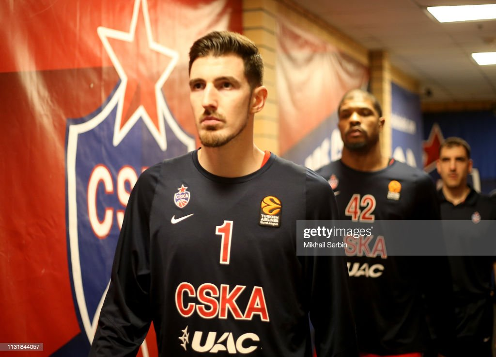 RUS: CSKA Moscow  v Fenerbahce BEKO Istanbul - Turkish Airlines EuroLeague