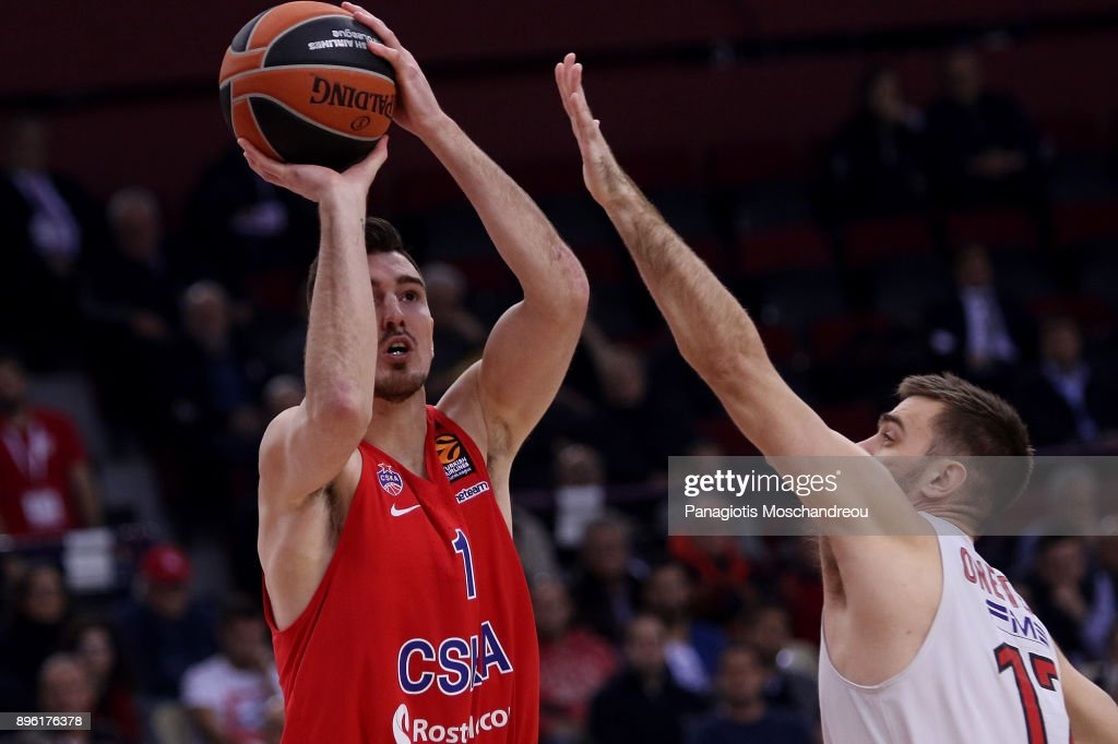 Olympiacos Piraeus v CSKA Moscow - Turkish Airlines EuroLeague