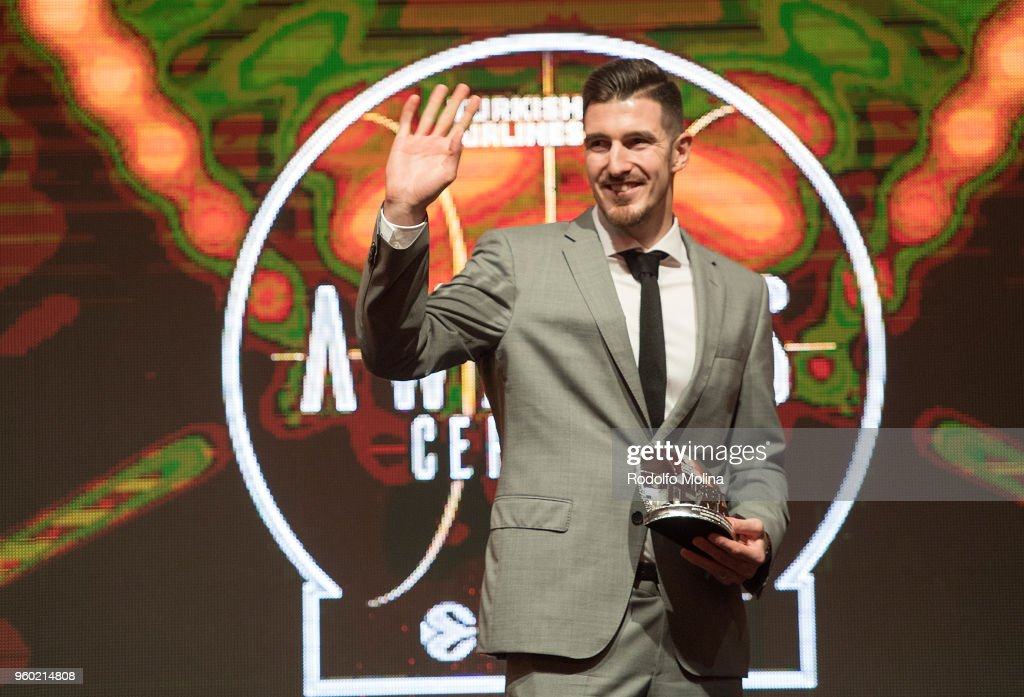 2017-18 Turkish Airlines EuroLeague Awards Ceremony