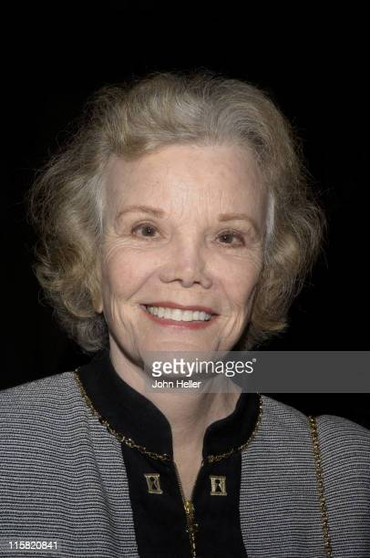 Nanette Fabray during Betty White Celebrity Roast a Fundraiser for Animal Welfare Presented by Actors And Others For Animals at Universal City Hilton...