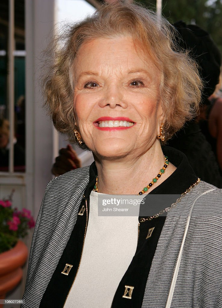 Nanette Fabray during Red Buttons 'A Celebration of Life and Laughter' at The Century Club in Century City, California, United States.