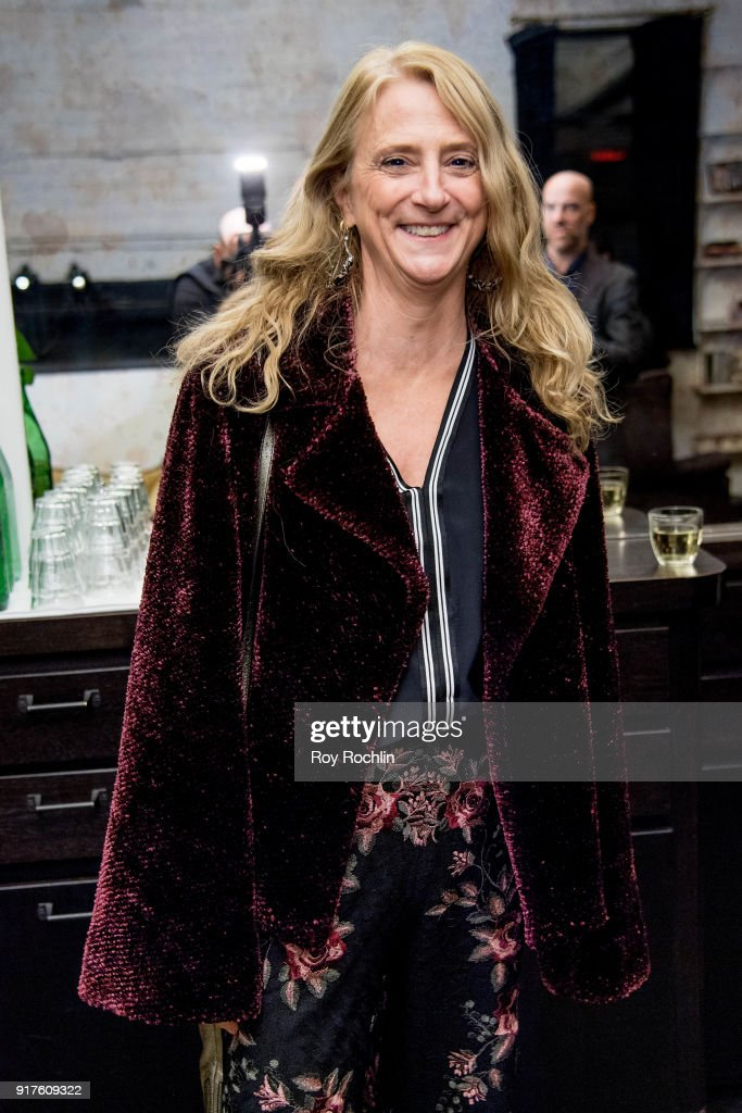 Nanette Lepore attends the screening after party for 'The Party' hosted by Roadside Attractions and Great Point Media with The Cinema Society at Metrograph on February 12, 2018 in New York City.