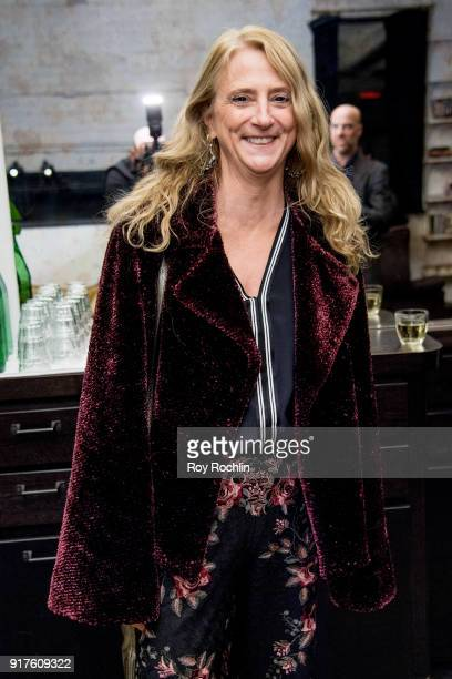 Nanette Lepore attends the screening after party for 'The Party' hosted by Roadside Attractions and Great Point Media with The Cinema Society at...