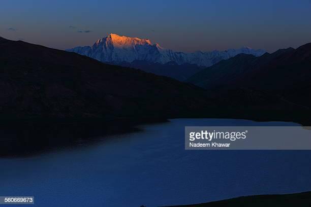 Nanga Parbat  8,126 m.