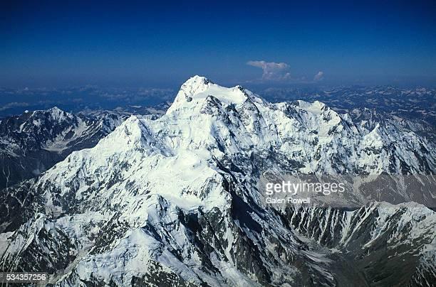 Nanga Parbat Mountain in Himilayas