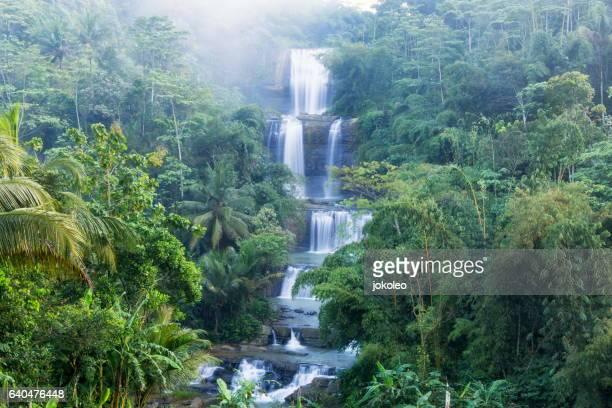 Nangga Waterfall