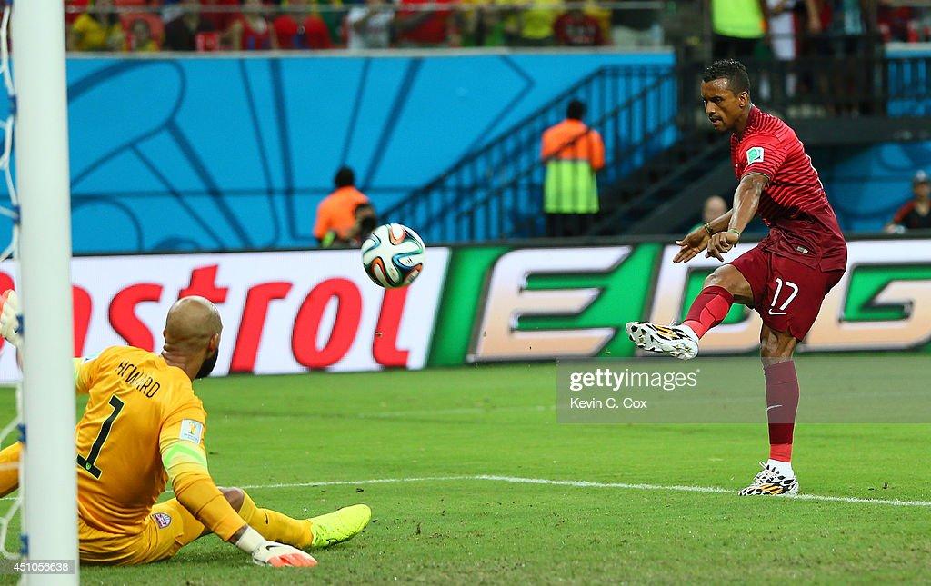 USA v Portugal: Group G - 2014 FIFA World Cup Brazil : News Photo