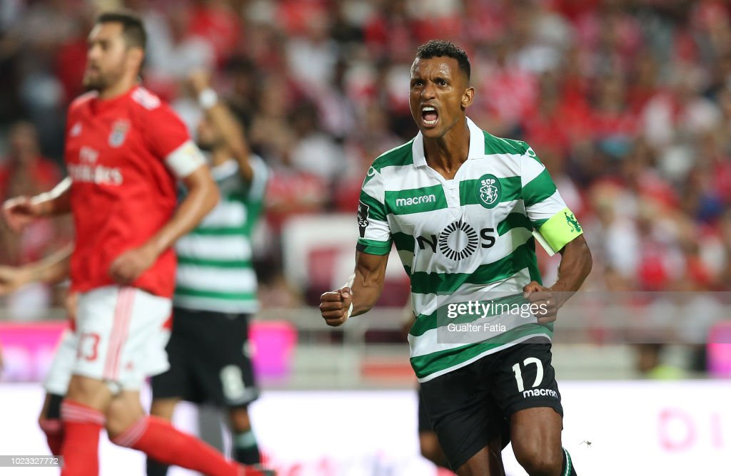 SL Benfica v Sporting CP - Liga NOS : News Photo