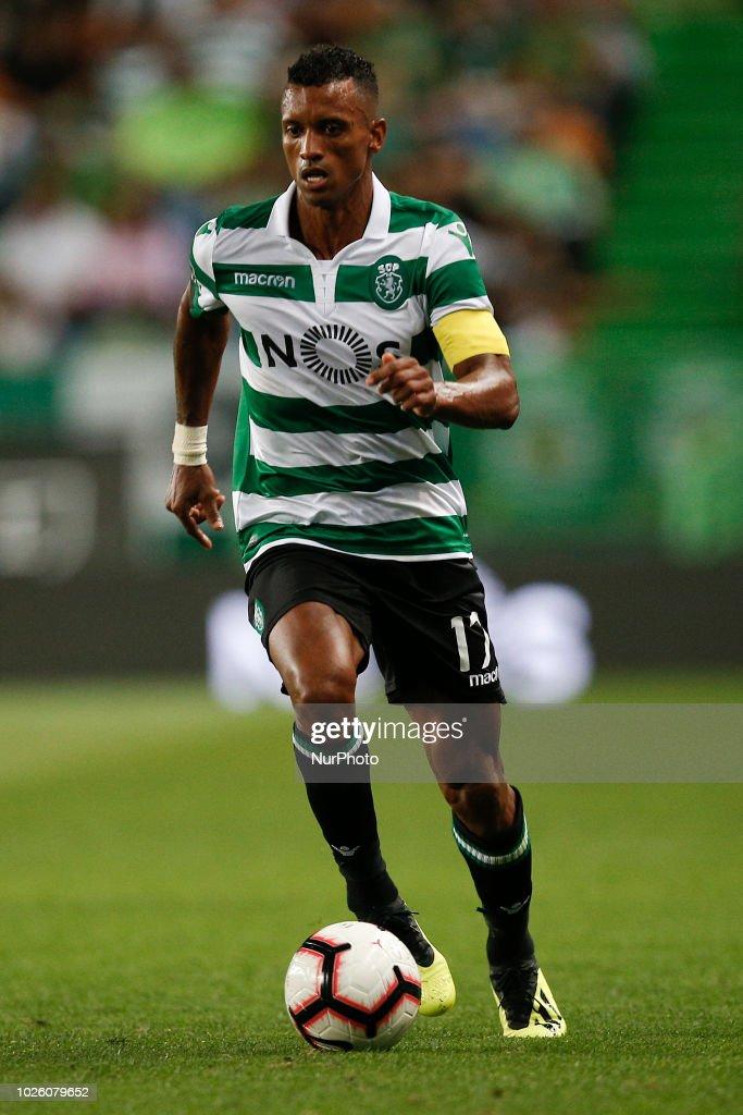 Sporting CP v CD Feirense - Liga NOS : News Photo