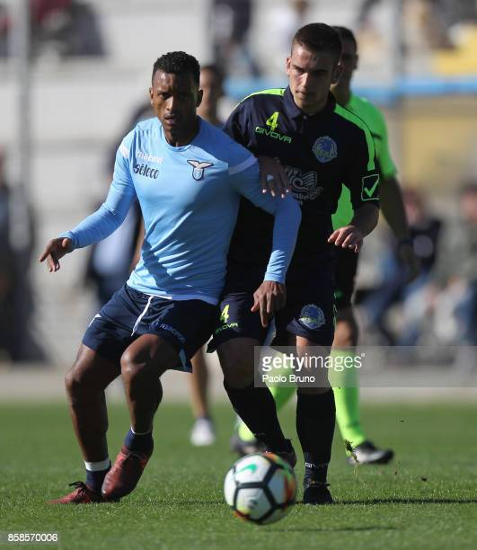 Nani of SS Lazio in action during the friendly match between SS Lazio and Real Rocca di Papa on October 7 2017 in Rome Italy