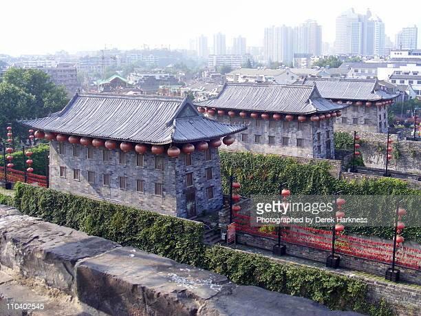 Nanjing City Wall, Zhonghua Gate, China