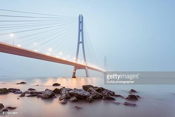 Nanjing No. 3 Yangtze River Bridge