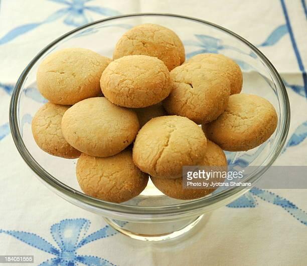 Nankatai Biscuits