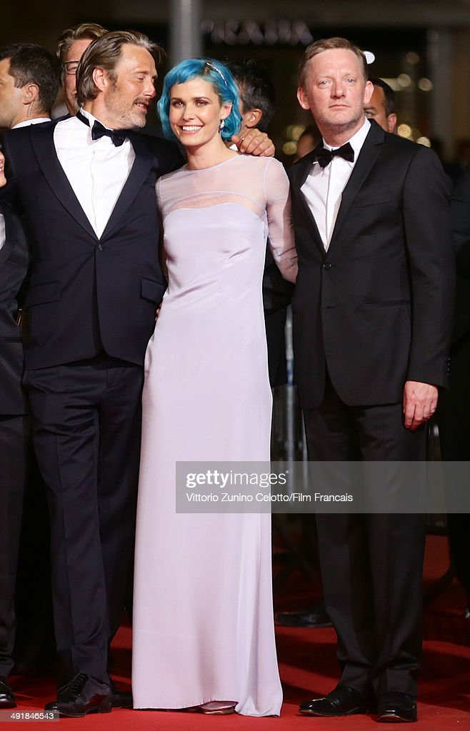 """The Salvation"" Premiere - The 67th Annual Cannes Film Festival : News Photo"