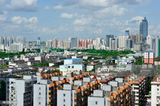 Nanning city in China(local)