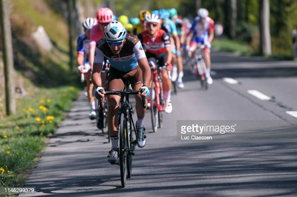 Nans Peters of France and Team AG2R La Mondiale / during the 73rd Tour de Romandie 2019 Stage 1 a 1684km stage from Neuchâtel to La ChauxdeFonds 990m...
