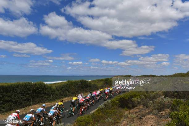 Nans Peters of France and Team AG2R La Mondiale / Pierre Latour of France and Team AG2R La Mondiale / Clement Chevrier of France and Team AG2R La...