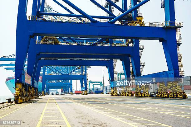 Nansha port,Guangzhou,Guangdong Province,China