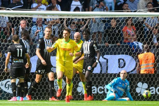 FRA: Angers SCO v FC Nantes - Ligue 1 Uber Eats