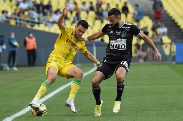 FRA: FC Nantes v Stade Brestois 29 - Ligue 1 Uber Eats