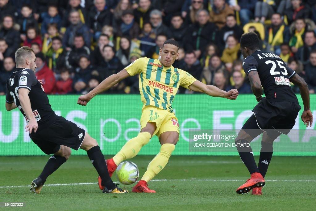 Nantes v Angers SCO - Ligue 1