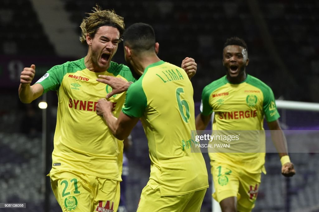 Toulouse v Nantes - Ligue 1