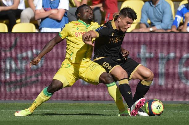 FRA: FC Nantes v OGC Nice - Ligue 1 Uber Eats