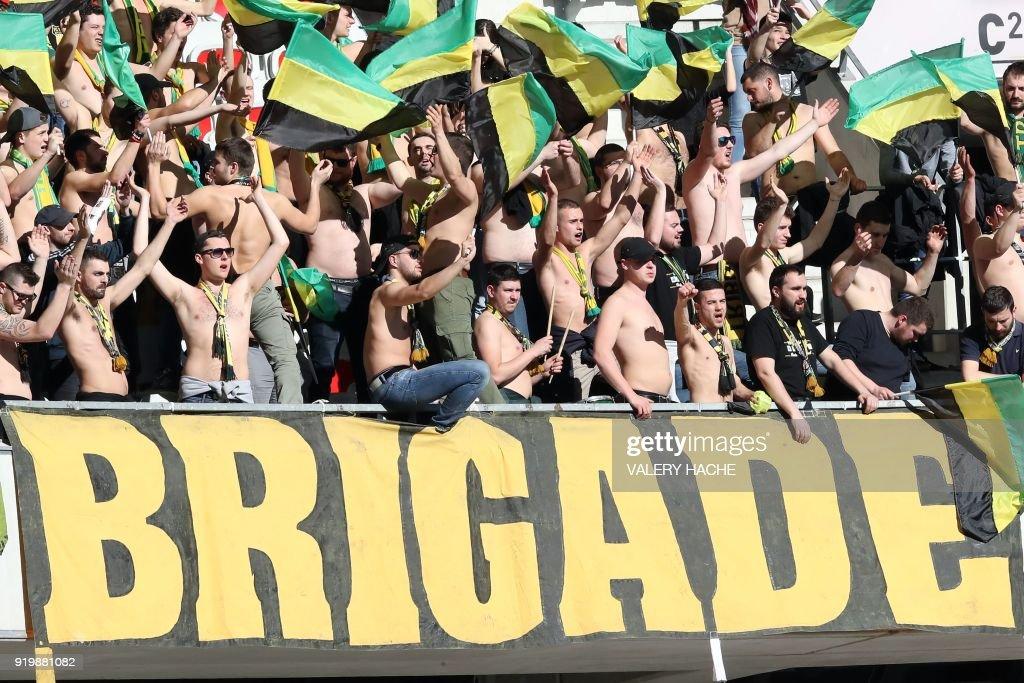 OGC Nice v Nantes - Ligue 1